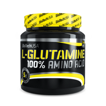 100% L - Glutamine 240 g