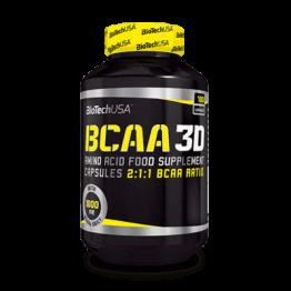 BCAA 3D 180 kapszula
