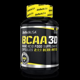 BCAA 3D 90 kapszula