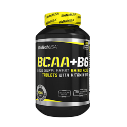 BCAA+B6 200 tabletta
