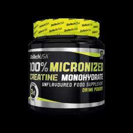 100% Micronized Creatine Monohydrate 300 g
