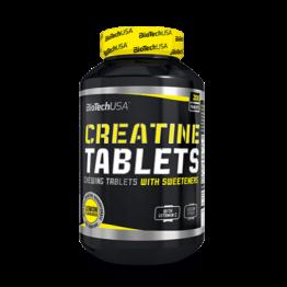 Creatine Tablets 200 rágótabletta
