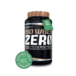 Iso Whey Zero 908 g Caffé latte