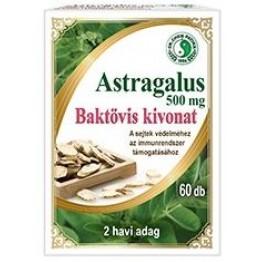 Dr.Chen Astragalus Baktövis (Kínai Csüdfű) kapszula   60db