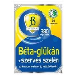 Dr. Chen  Béta-glükán + Szelén kapszula  60db