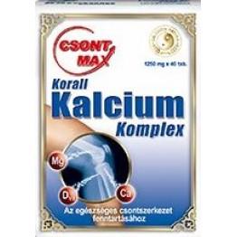 Dr.Chen Csont-Max Korall Kalcium tabletta - 40db