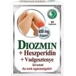Dr.Chen Diozmin Heszperidin kapszula   60db