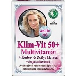 Dr. Chen Klim-Vit 50+ Multivitamin  30db