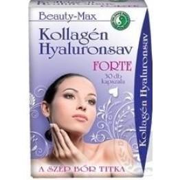 Dr.Chen Beauty-Max Kollagén Hyaluronsav Forte kapszula 30db