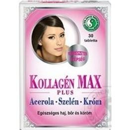 Dr.Chen Kollagén Max Plus tabletta  30db
