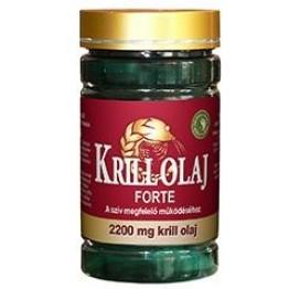 Dr.Chen Krill olaj forte lágyzselatin kapszula   60db