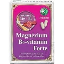 Dr. Chen Magnézium B6-vitamin Forte tabletta  30db