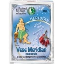 Dr. Chen Vese Meridian lágyzselatin kapszula  30db