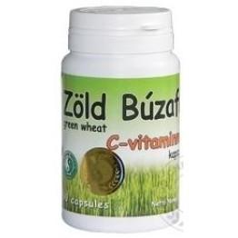 Dr.Chen Zöld Búzafű kapszula C-vitaminnal  90db