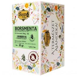 BOSZY Borsmenta filteres tea 20db/doboz
