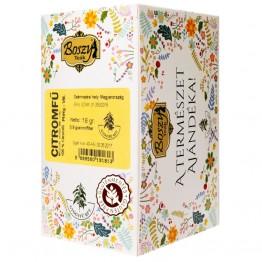 BOSZY Citromfű filteres tea 20db/doboz