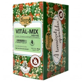 BOSZY VITAL-MIX TEA 20 db filter/doboz