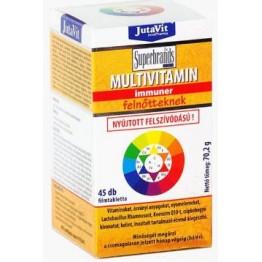 Jutavit multivitamin tabletta felnőtt  tabletta  45db