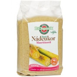 Naturmind nádcukor mauriciusi 1 kg