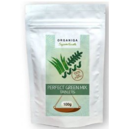 Organiqa bio Perfect Green Mix tabletta 100g