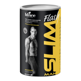 ACTIVE SLIMFLASH MAN 500 G VANÍLIÁS