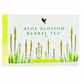 Aloe Blossom Herbal Tea 37 g (25 db filter)