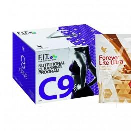 C9 Ultra Chocolate 4 db-os készlet