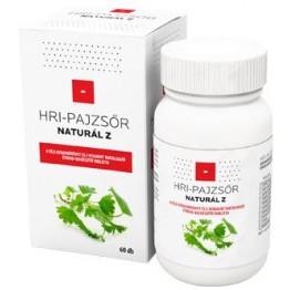 HRI Pajzsőr Naturál Z 60db tabletta