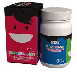 HRI TeenyWeenies 90db tabletta