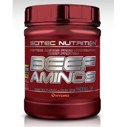Beef Aminos  Aminosav peptidek hidrolizált marhafehérjéből 280g