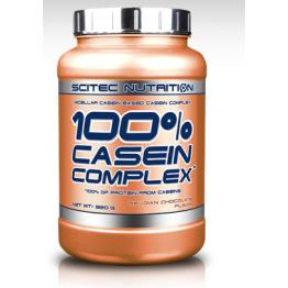 100% Casein Complex*  Micelláris kazein-alapú kazein komplex 920g