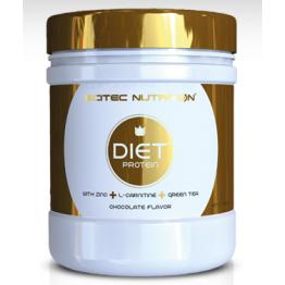 Diet Protein  Testsúly kontroll támogató fantasztikus ízű fehérje turmixpor 390g