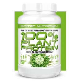 100% Plant Protein  Gluténmentes, rendkívül tiszta pisane® borsófehérje izolátumból! 900g