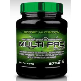 Multi Pro Plus  Magas szintű multivitamin és ásványi anyag formula   279,5g